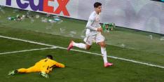 """Morata bijt van zich af na bedreigingen: """"Genoeg is genoeg"""""""