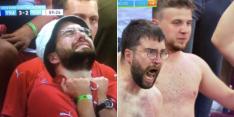 Zwitsers laten 'superfan' invliegen voor stunt tegen Spanje