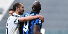 """Chiellini over Lukaku: """"Je kunt bijna geen duels van hem winnen"""""""