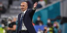 """Martínez lijkt te blijven: """"Dat toont aan hoe gemotiveerd hij nog is"""""""