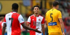 Feyenoord boekt overtuigende zege in tweede oefenduel