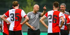 Feyenoord traint 'intensiever' dan Arteta bij Arsenal