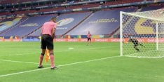 Beelden: de zenuwslopende penaltyserie van Argentinië