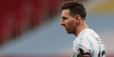 Messi dankt 'fenomeen' Martínez na bereiken finale Copa América
