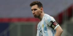 """Messi tegenover vriend Neymar: """"Ditmaal zijn we rivalen"""""""