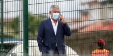Benfica-voorzitter belandt achter de tralies, vandaag volgt verhoor