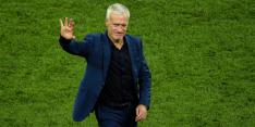 Deschamps blijft ondanks mislukt EK bondscoach van Frankrijk