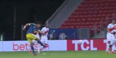 Nagenieten: alle goals in de zinderende Copa América-troostfinale