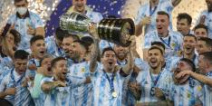 Messi maakt einde aan jarenlange obsessie en wint Copa América
