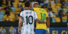 'Slechte verliezer' Neymar feliciteert 'vriend en broer' Messi
