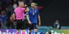 """Lampard en Shearer kritisch op Kuipers: """"Had rood moeten zijn"""""""