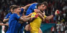 Italië rekent met zege af met bizarre penalty-statistiek