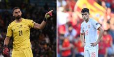 UEFA zet na EK-finale Donnarumma en Pedri in het zonnetje