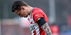 PSV laat Daverveld gaan en bedingt doorverkooppercentage