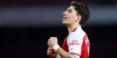 'Internazionale slaat Dumfries over en klopt aan bij Arsenal'