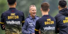 NAC Breda promoveert Edwin de Graaf na vertrek Maurice Steijn
