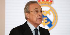 """Pérez herstelt Mbappé-uitspraak: """"Verkeerd geïnterpreteerd"""""""