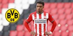 Malen traint met Dortmund, maar transfer is nog niet officieel