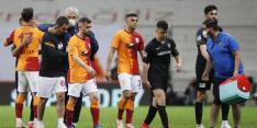 Tweetal Galatasaray test positief kort voor duel met PSV