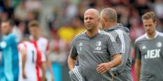 B-elftal Feyenoord speelt in doelpuntrijk duel gelijk