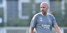 """Bosz neemt schuld op zich na eerste verlies: """"Ík wil zo spelen"""""""
