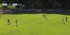 Video: Groningen profiteert van zeer knullige eigen goal