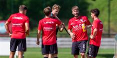 'NEC werkt aan komst Spaanse en Braziliaanse verdedigers'