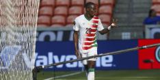 Suriname sluit eerste Gold Cup af met nipte overwinning