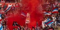 Uitfans keren na 520 dagen terug in Nederlands stadion