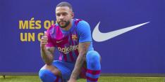 Memphis heeft een klik met Griezmann, maar droomt van Messi