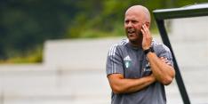"""Slot ziet verbeterpunt bij Feyenoord: """"Te veel en te makkelijk"""""""