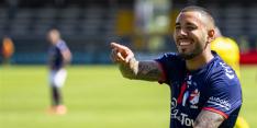 Toptransfer voor Peña, nieuwe spelers voor NEC en Fortuna
