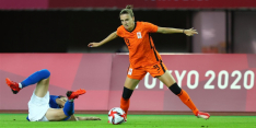 Video: Fenomeen Miedema schiet Oranje op voorsprong in kraker