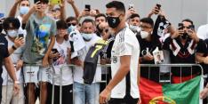 BREAK! Ronaldo op de bank bij Juventus en 'gaat snel vertrekken'