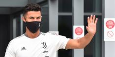 Cristiano Ronaldo is wél klaar voor een weerzien met Messi