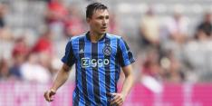 """Berghuis verklaart rugnummer 23 bij Ajax: """"Jordan en LeBron"""""""