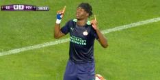 Video: Madueke vuurt PSV met fortuin op voorsprong
