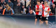 Feyenoord bibbert, maar is verder in Europa door hattrickheld Til