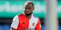 Opstelling Feyenoord: Geertruida aan de aftrap