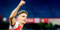 De Glazen Bol III: spannende titelstrijd, Feyenoord de beker