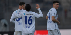 Spectaculair laatste duel voor Feyenoord levert Luzern punt op