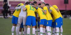 Brazilië en Antony in finale na dramatische penaltyserie Mexico