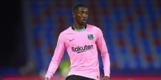 Dembélé en Piqué lijken te verlengen bij Barça; Umtiti twijfelt