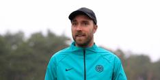 'Medische test moet uitwijzen of Eriksen nog mag spelen'