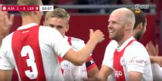 Video: 'mister 1-0' slaat snel toe na geklungel in Leeds-defensie