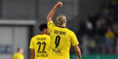 Haaland steelt de show bij Dortmund-debuut Malen