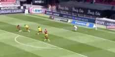 Video: 'Ajax-target' Sulemana scoort binnen kwartier voor Rennes