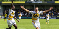 Degradanten ADO en VVV-Venlo beginnen wisselend aan seizoen
