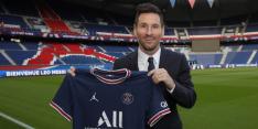 Dit wordt vermoedelijk Messi's debuut bij Paris Saint-Germain