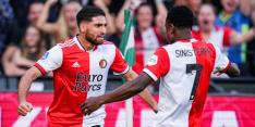 Jahanbakhsh maakt eerste Feyenoord-goals, maar valt ook uit